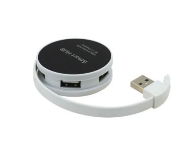 خرید هاب یو اس بی 4 پورت New Round Style USB 3.0 4 Port