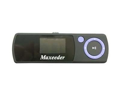 قیمت خرید ام پی تری پلیر مکسیدر Maxeeder MX-3P323 MP3 Player 8GB