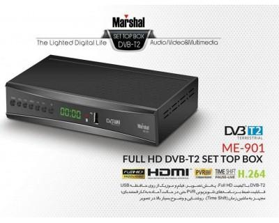 فروش گیرنده دیجیتال تلویزیون مارشال Marshal ME-901