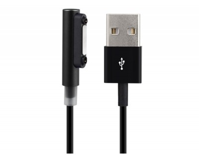 فروش کابل مغناطیسی شارژر سونی Magnetic Charging Cable LED Smart