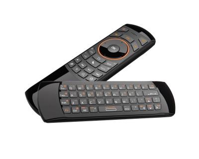 فروش مینی کیبورد ریموت و ایرموس Rii i25 2.4GHz Wireless Keyboard Air Mouse