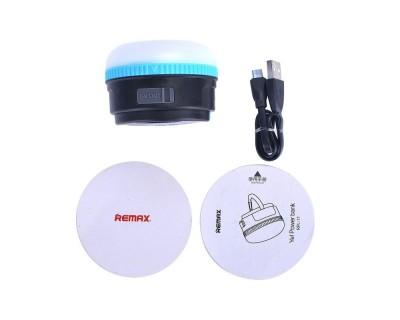 قیمت پاور بانک و چراغ همراه ریمکس Remax RPL-17 3000 mah