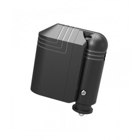 خرید شارژر فندکی راک Rock Space 2 in 1 Foldable Car Charger With Lighter Socket