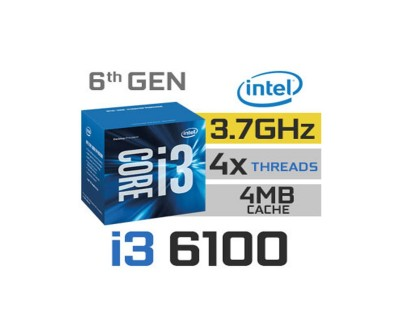 Cpu Intel i3 Box