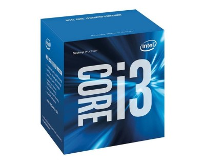 Cpu Intel i3 Box