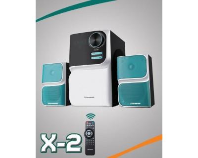 قیمت خرید اسپیکر سه تکه خانگی بلوتوثی Odana Mahsa X-2 Speaker