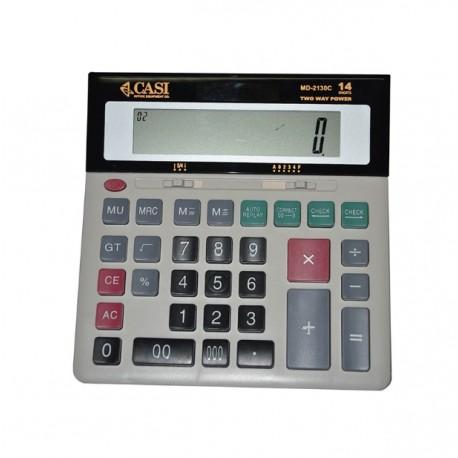 قیمت خرید ماشین حساب رومیزی کاسی CASI MD-2130C
