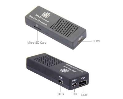 خرید اندروید تی وی باکس ارزان قیمت MK808B ANDROID TV BOX Mini