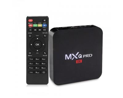 قیمت خرید اندروید تی وی باکس MXQ Pro 4K ANDROID TV BOX