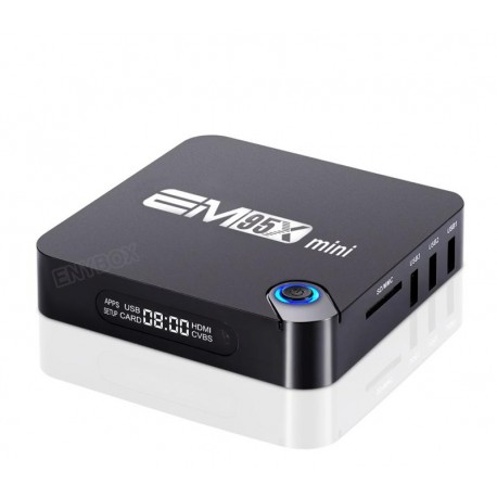 قیمت خرید اندروید اسمارت تی وی باکس Enybox EM95X Mini Smart Android TV Box