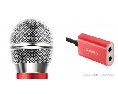 خرید مینی میکروفون رومیزی ریمکس Remax RMK-K01