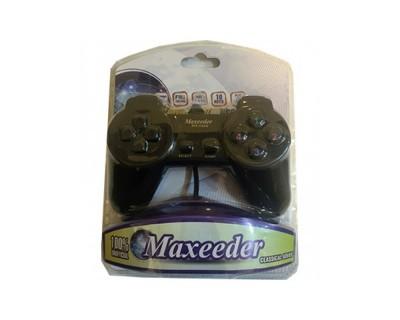 قیمت خرید گیم پد دسته بازی تک نفره مکسیدر مدل Maxeeder MX-0209