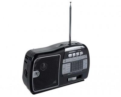 قیمت خرید و مشخصات رادیو اسپیکر کنکورد پلاس CONCORD RF-710U