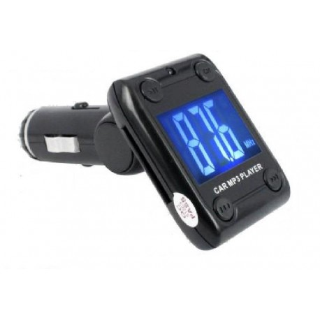 اف ام پلیر خودرو XP 14R Car MP3 Player FM Transmitter with Remote Controller
