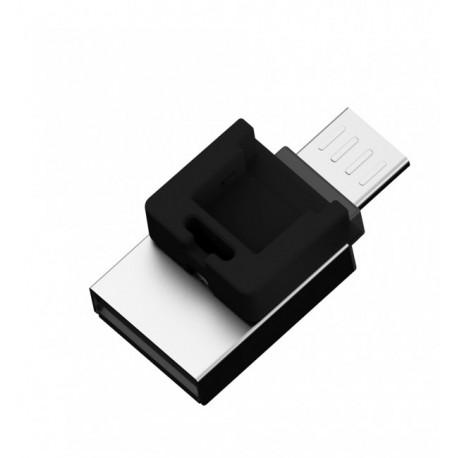 فلش مموری سیلیکون پاور Silicon Power X20 OTG Flash Drive - 8GB