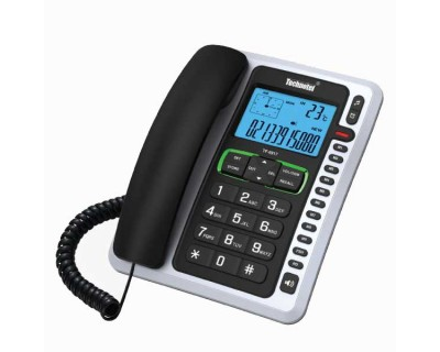 قیمت خرید تلفن رومیزی تکنوتل مدل TF 6917