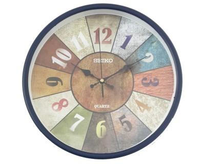 قیمت خرید ساعت دیواری سیکو فانتزی و عقربه ای مدل Seiko PZ05
