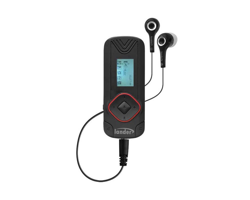 قیمت خرید ام پی تری پلیر لندر Lander LD-30 MP3 Player 8GB