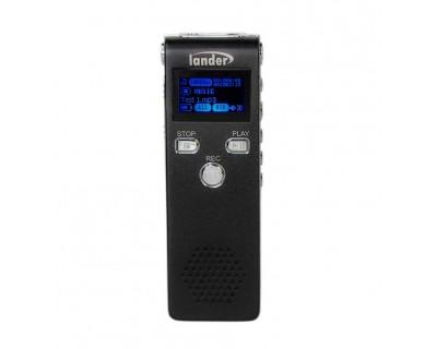 قیمت خرید دستگاه ضبط صدا - ویس رکوردر لندر Lander LD-74 Voice Recorder