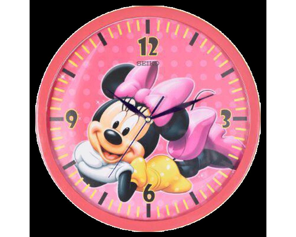 قیمت خرید ساعت دیواری سیکو فانتزی و عقربه ای طرح کودک مدل Seiko PZ07