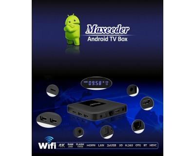 قیمت خرید اندروید باکس مکسیدر Maxeeder MX-AT3 JF10 Android Box