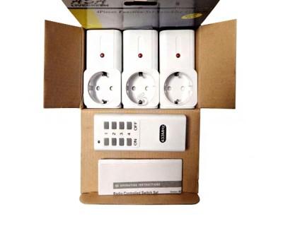 قیمت خرید پریز برق آسا لایوگرین ASA Livegreen کنترل از راه دور سه تایی