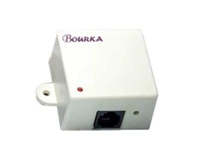 خرید دستگاه ضبط مکالمات تلفنی بورکا S12 با قابلیت ضبط تماسهای تلفنی ورودی و خروجی تلفن ثابت