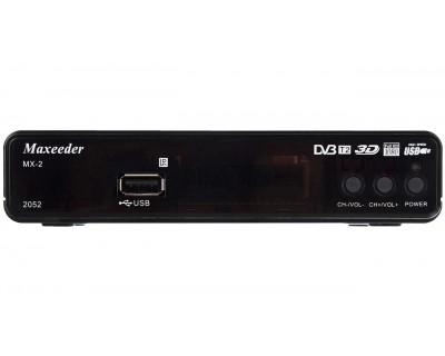 قیمت خرید گیرنده دیجیتال تلویزیونی مکسیدر Maxeeder MX-2 2052