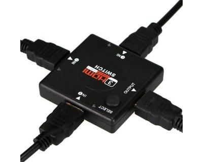 قیمت خرید سوئیچ سه پورت دستی HDMI 1.4 - 1080p