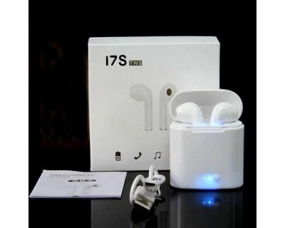 قیمت خرید هندزفری بلوتوث طرح ایرپاد i7S-TWS airpods