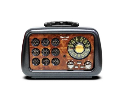 قیمت خرید رادیو اسپیکر طرح کلاسیک Kemai MD-1901 BT