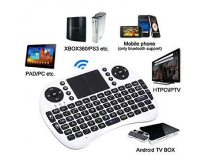 قیمت خرید مینی کیبورد وایرلس بی سیم RT-MWK08 Wireless Mini KeyBoard