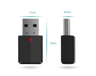 قیمت خرید گیرنده و فرستنده صدای بلوتوثی ZF-169 Bluetooth Audio Transmitter and Receiver 2 in 1