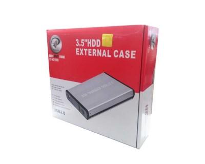 قیمت خرید باکس هارد 3.5 اینچ مدل XP-HC196B SATA HDD Box USB2.0