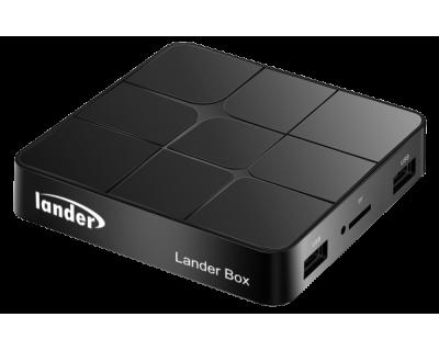 قیمت خرید اندروید تی وی باکس لندر Lander 384F Android TV Box