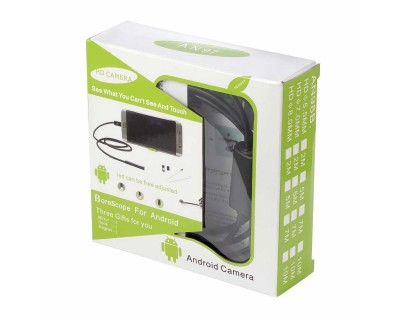 قیمت خرید دوربین آندوسکوپ اندرویدی 3.5 متری Borescope for Android AN97