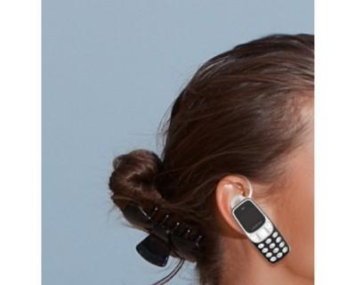 خرید گوشی مینی و هندزفری نوکیا Nokia BM10