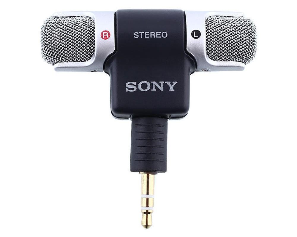 قیمت خرید میکروفون استریو سونی مدل ECM DS70P