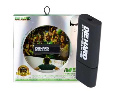 خرید دانگل گیرنده و فرستنده صدای بلوتوثی مدل Diehard M9