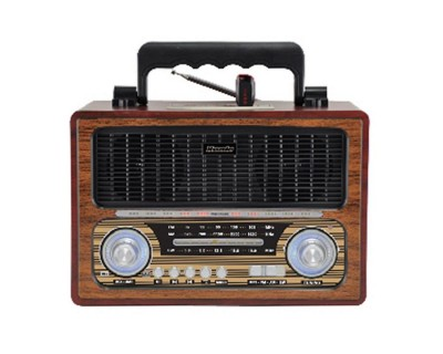 قیمت خرید رادیو کلاسیک طرح چوب مکسیدر Maxeeder MX-RA1223 AM10