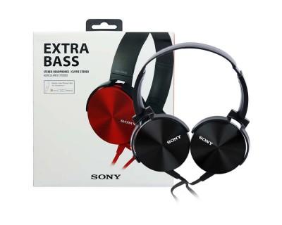 قیمت خرید هدفون سونی مدل Sony MDR-XB450AP