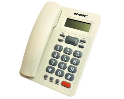 قیمت خرید تلفن رومیزی ان ای ان سی مدل N.INC KX-T8207