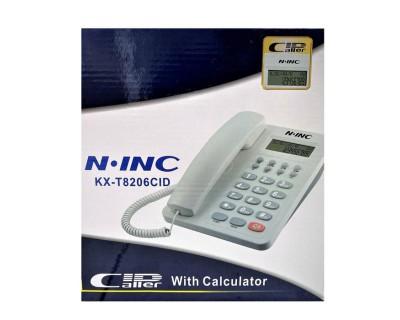 قیمت خرید تلفن رومیزی ان ای ان سی مدل N.INC KX-T8206CID