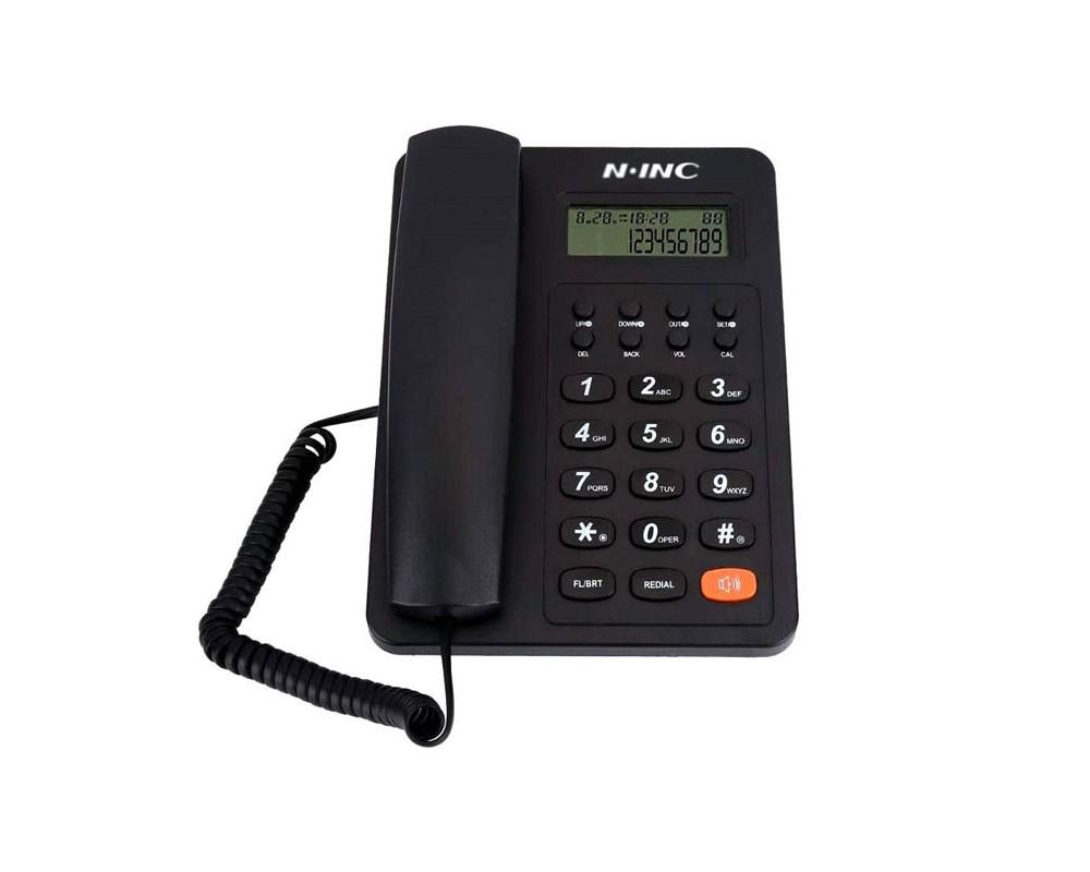 قیمت خرید تلفن رومیزی ان ای ان سی مدل N.INC KX-T8206
