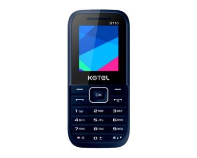 خرید گوشی موبایل ساده دکمه ای کاجیتل دو سیم کارت مدل Kgtel B110