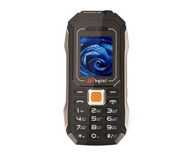 خرید خرید گوشی ساده دکمه ای ضدضربه کاجیتل دو سیم کارت مدل Kgtel KT200