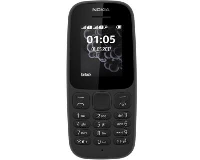 خرید گوشی موبایل نوکیا مدل (2017) 105 Nokia دو سیم کارت