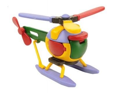 خرید اسباب بازی ساختنی طرح هلی کوپتر آی توی IToy