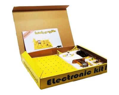 خرید خرید کیت آموزشی آزمایشگاه الکترونیک 1 مدل روبوکارنا