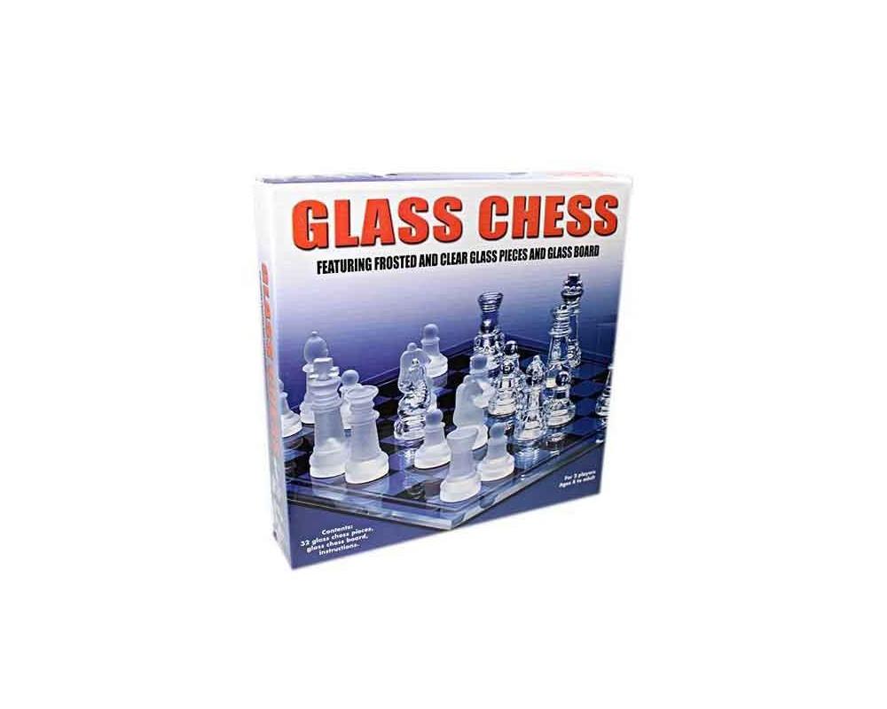خرید شطرنج كريستالی كوچک Glass Chess